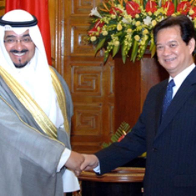 Việt Nam-Kuwait tăng cường hợp tác dầu khí