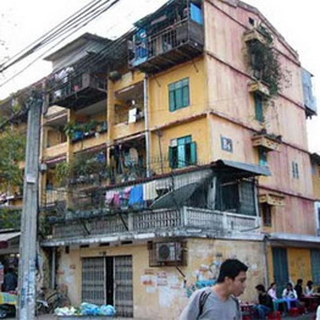 Ưu tiên triển khai dự án cải tạo chung cư cũ Thượng Đình