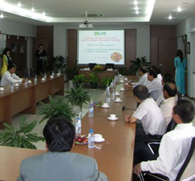 LHG ký hợp đồng cho thuê đất KCN gần 100 tỷ đồng