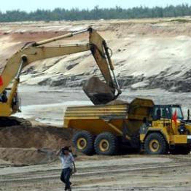 Đề nghị quy định về đấu giá quyền khai thác khoáng sản