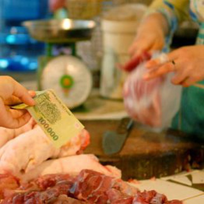 Thực phẩm rủ nhau tăng giá dịp lễ