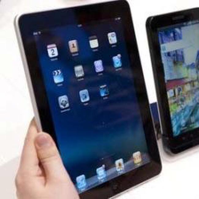 iPad ngày một mất giá