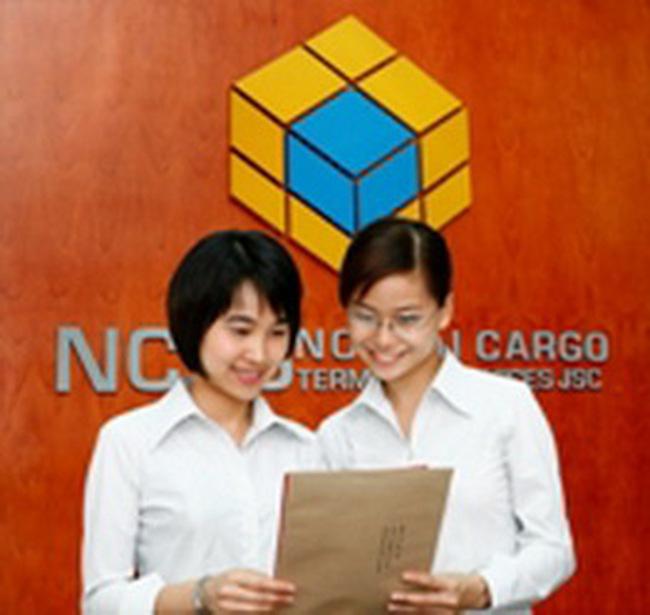 Noibai Cargo: Trả cổ tức đợt 1/2010 tỷ lệ 30% bằng tiền mặt