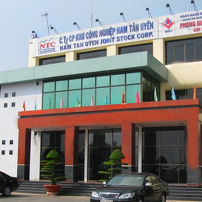 KCN Nam Tân Uyên đăng ký niêm yết 16 triệu CP tại HoSE