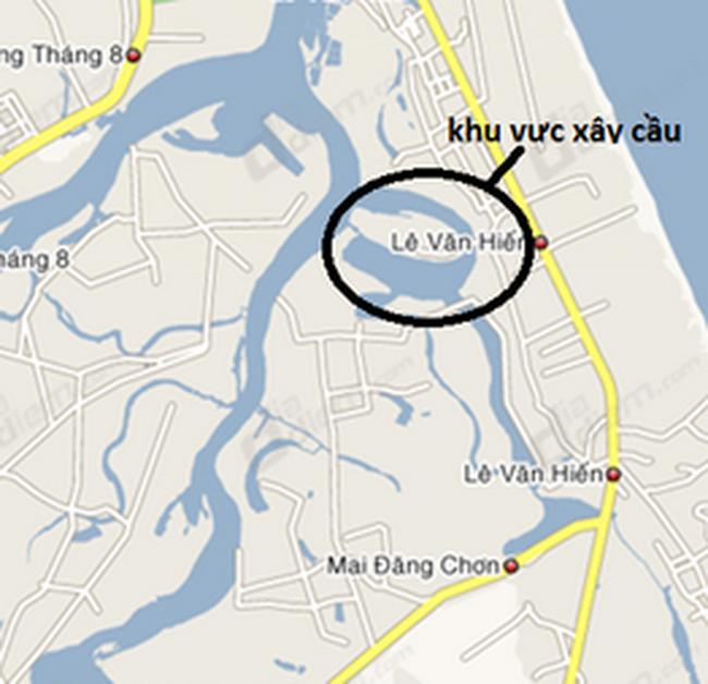 Đà Nẵng: Sẽ xây 2 cây cầu mới