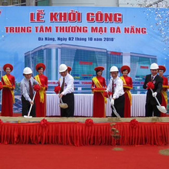 1.200 tỷ đồng xây TTTM Đà Nẵng