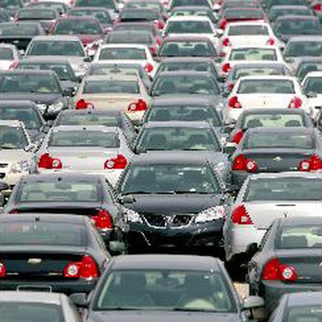 Doanh số bán xe ô tô Mỹ tháng 9 vẫn chưa đạt mức trước khủng hoảng kinh tế