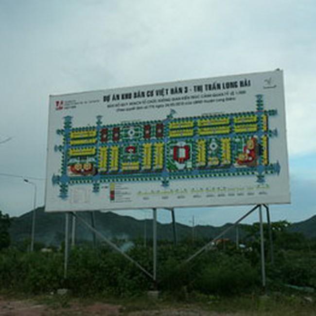 Khởi công dự án khu dân cư Việt Hân 3