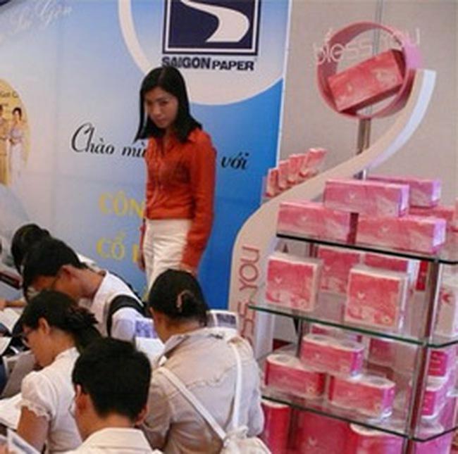 Giấy Sài Gòn dự kiến phát hành riêng lẻ 20 triệu cổ phần