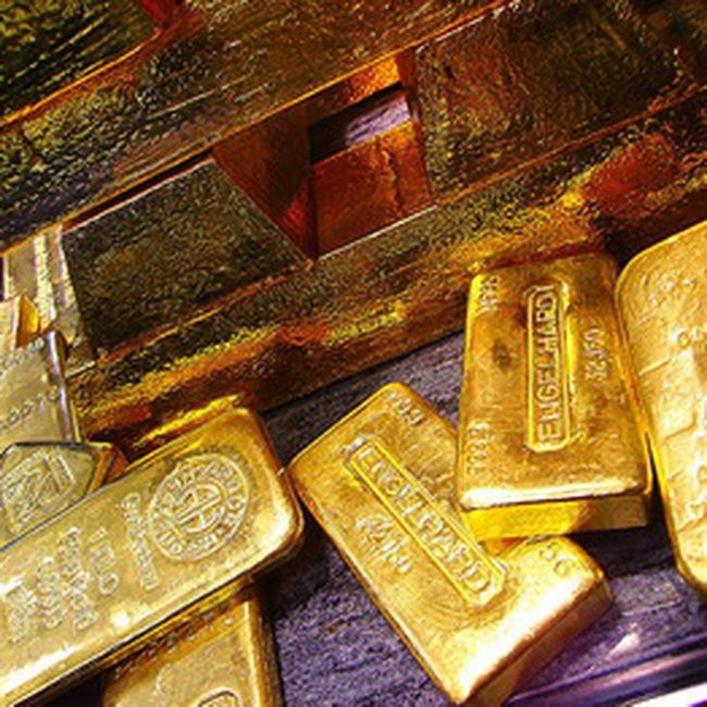 Vàng giảm nhẹ xuống 31,6 triệu đồng/lượng