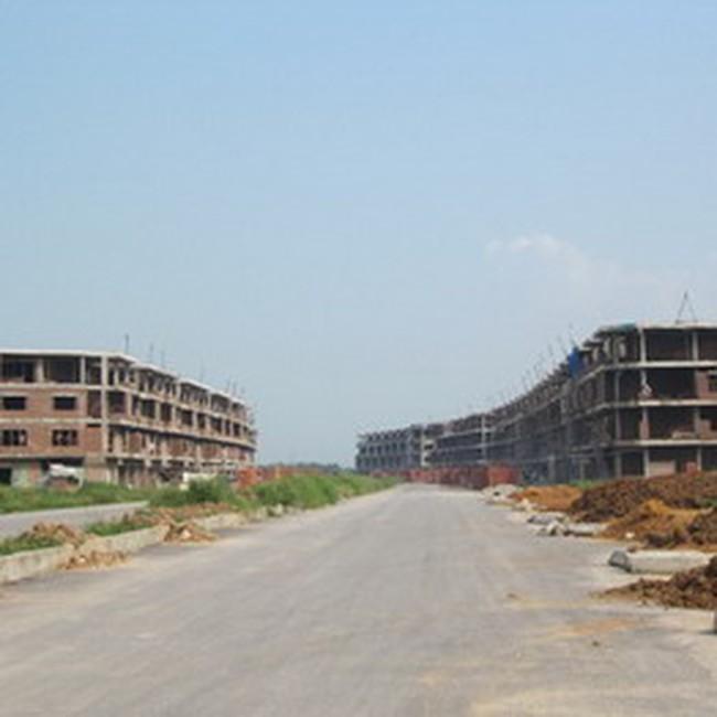 Hà Nội: Giá đất nền Gia Lâm và Thanh Trì thấp nhất