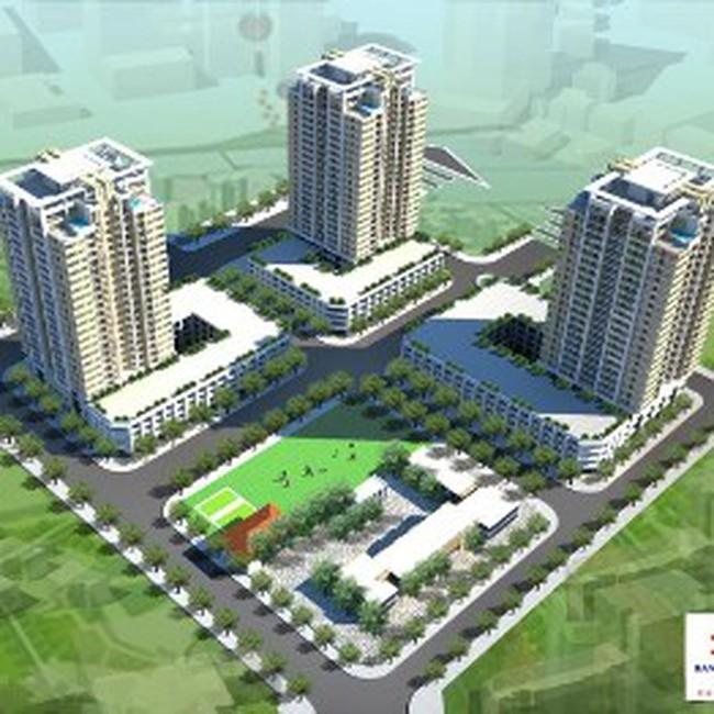 PVA được đầu tư Dự án ở Quang Trung - TP Vinh vốn 935 tỷ đồng