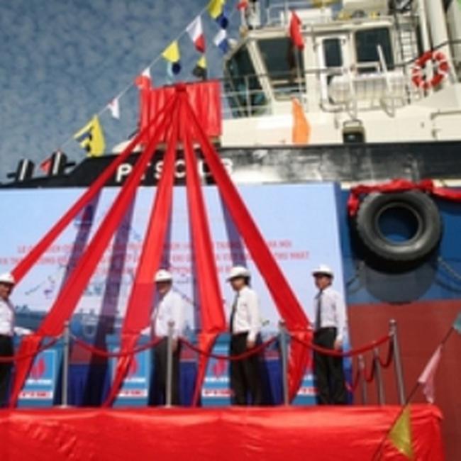 PVS: Hoàn tất đóng mới 2 tàu PTSC 02 và PTSC 03 vốn 22 triệu USD