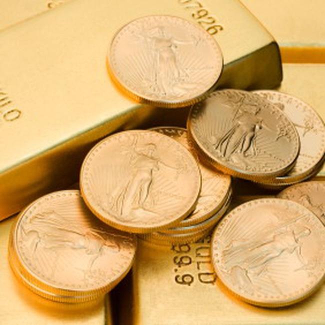 Giá vàng lập kỷ lục mới 1.351USD/ounce