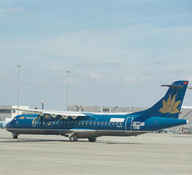 VALC tiếp nhận và cho Vietnam Airlines thuê chiếc máy bay ATR-500 thứ 4