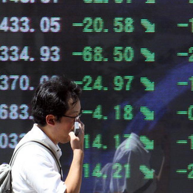 TTCK Trung Quốc bùng nổ với khả năng Trung Quốc được nâng hạng tín dụng