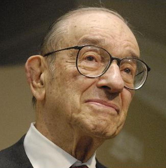 Alan Greenspan: Nước Mỹ đang tham gia một trò chơi nguy hiểm