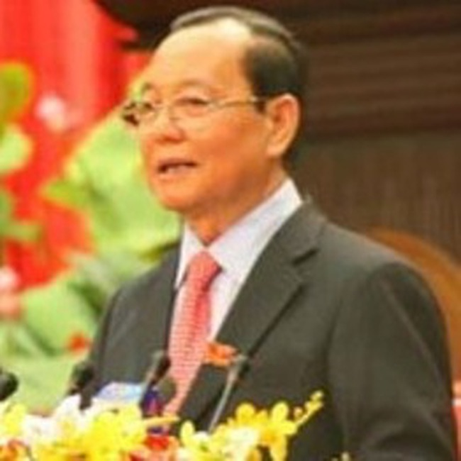 Ông Lê Thanh Hải tái đắc cử Bí thư Thành ủy Tp.HCM