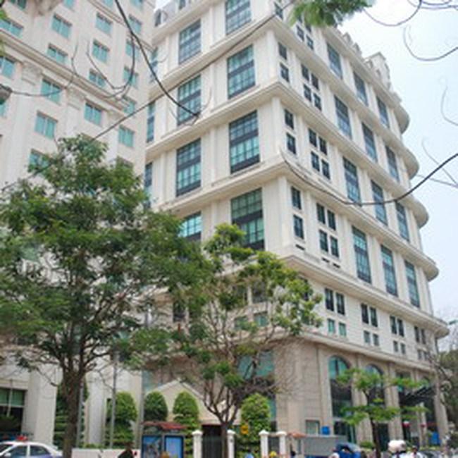 Giá thuê văn phòng tại Hà Nội quý 3/2010 tiếp tục giảm
