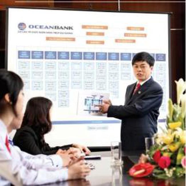 """PVN """"không nhất thiết nắm giữ 20% vốn điều lệ"""" Ocean Bank"""