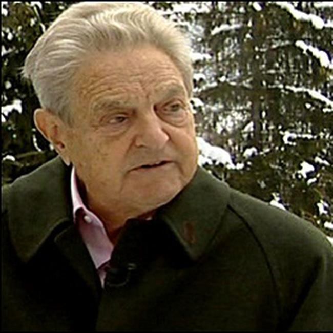 George Soros: Nước Mỹ cần tiền!
