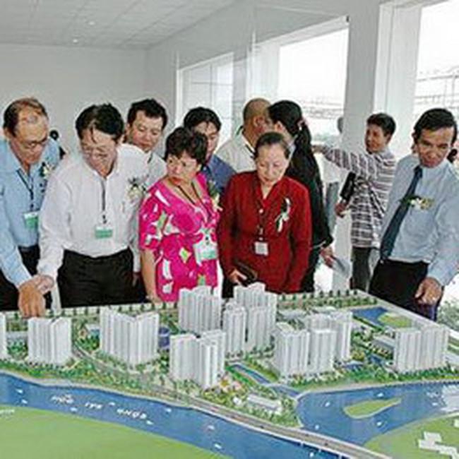 Thị trường căn hộ TP.HCM tập trung vào phân khúc nhà dưới 1 tỷ đồng