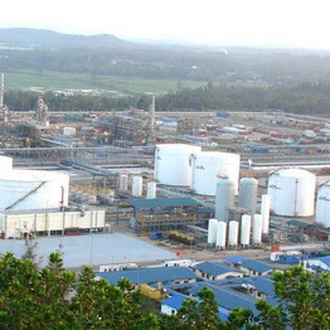 Xăng dầu Dung Quất lấy giá xăng dầu nhập khẩu làm chuẩn