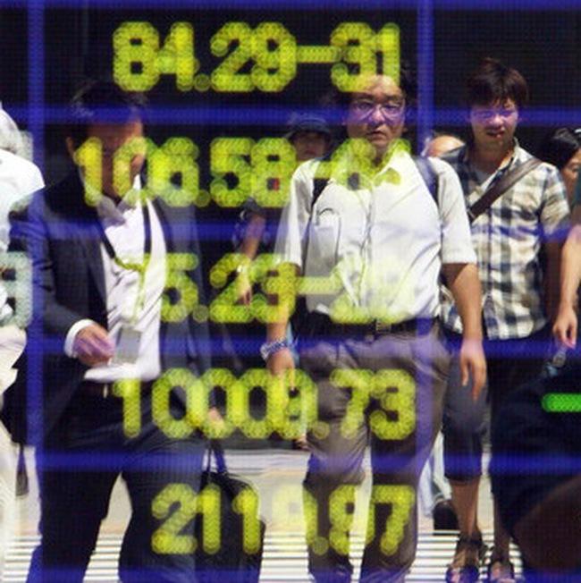 Châu Á: TTCK Trung Quốc bước vào trạng thái tăng điểm