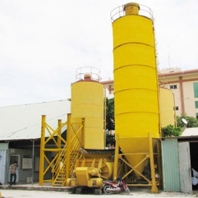 DID: Đầu tư Nhà máy bê tông thương phẩm thứ 3 công suất 150m3/h tại Đồng Nai