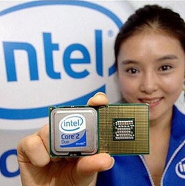 Intel công bố doanh thu cao chưa từng có