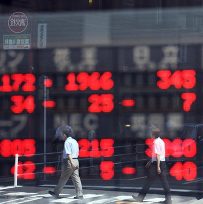 TTCK châu Á vọt lên mức cao nhất trong 2 năm