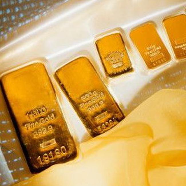 Giá vàng lên đỉnh cao mới trong lịch sử 1.375,70USD/ounce