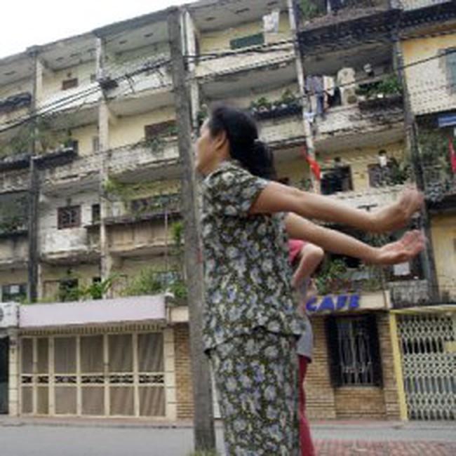 Cải tạo chung cư cũ tại Hà Nội : Thêm 'rào cản'