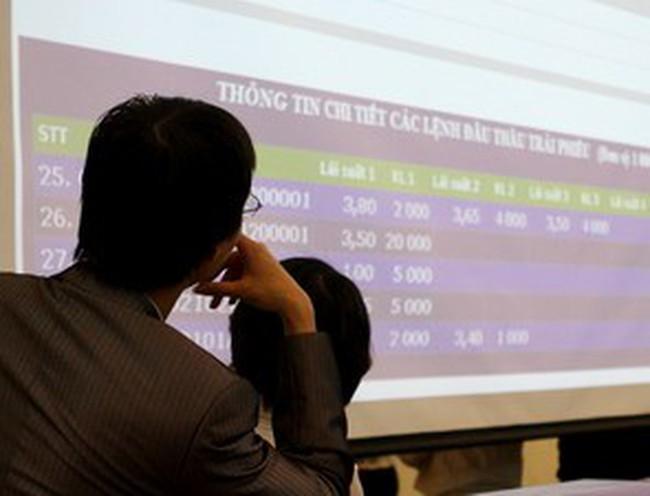 """Trái phiếu lãi suất thả nổi: """"Món ăn"""" mới cho nhà đầu tư"""