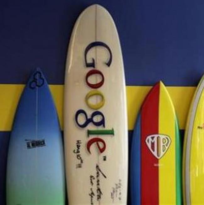 """Google khiến thị trường """"choáng"""" với lợi nhuận quý 3/2010"""