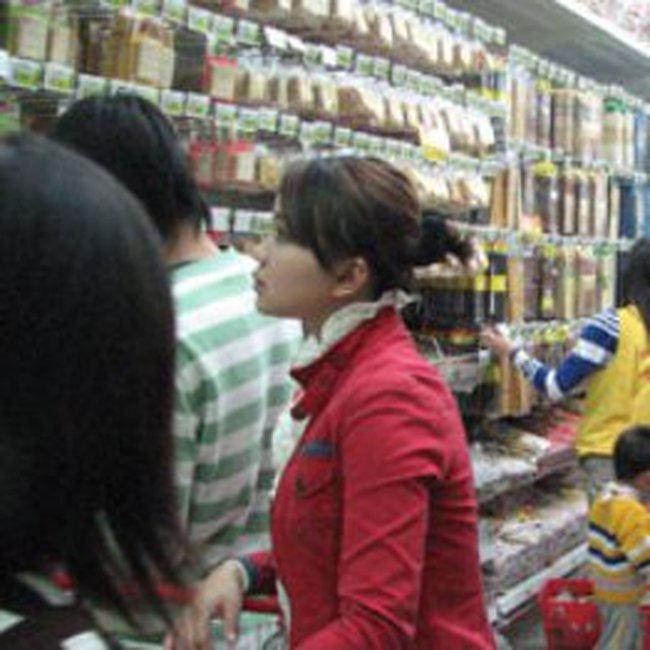 TPHCM : Doanh nghiệp tăng lượng hàng bình ổn từ 20%-30%