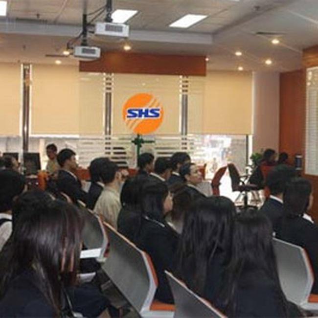 SHS: Khai trương chi nhánh tại Nghệ An