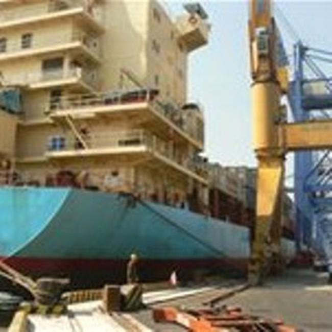 Tân Cảng liên doanh xây cảng biển tại Vũng Tàu