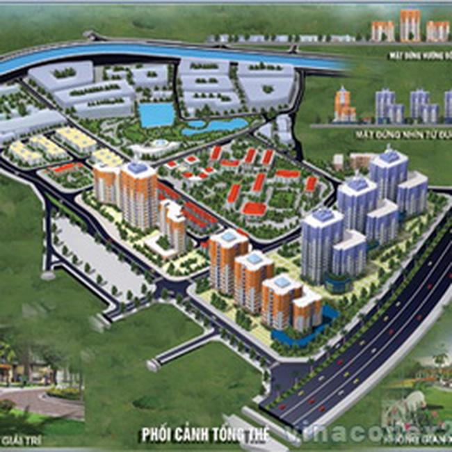VC2: Xây 1.200 căn hộ thu nhập thấp tại  khu đô thị Kim Văn – Kim Lũ