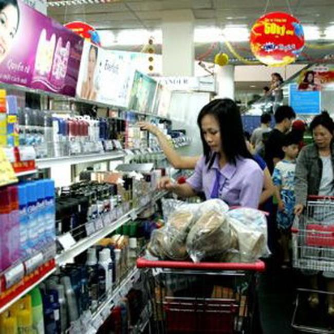 CPI Hà Nội tháng 10 tăng 1,22%