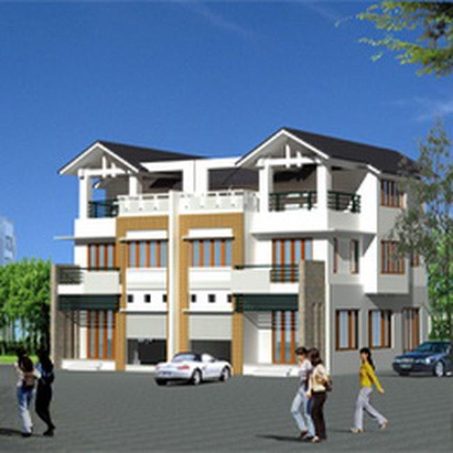 HDC: Chuyển nhượng xong nền biệt thự, liền kế dự án Sao Mai Bến Đình