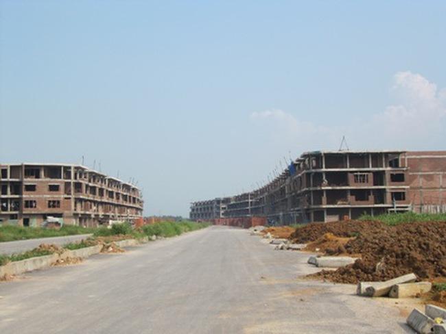 119 tỷ đồng xây dựng đường tiếp giáp Khu đô thị mới Văn Phú
