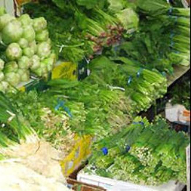 Hà Nội xây dựng hệ thống của hàng thực phẩm - rau sạch