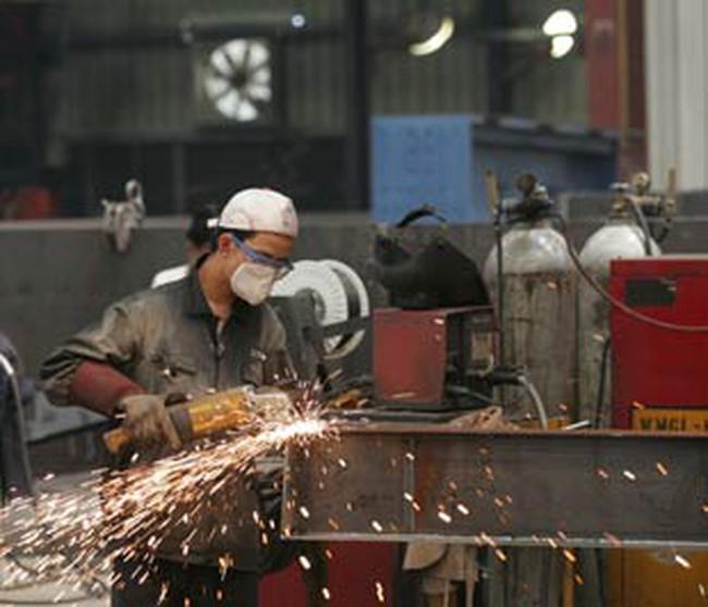 Hà Nội: Sản xuất công nghiệp tăng mạnh