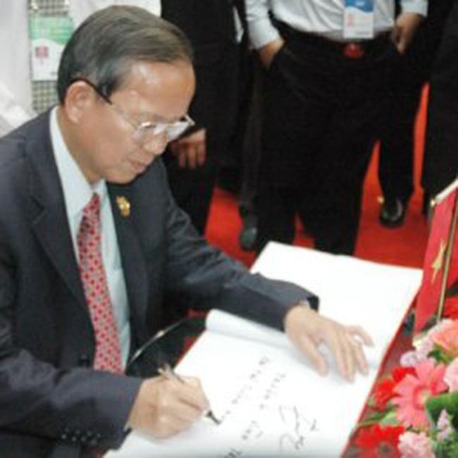 Thương mại Việt-Trung năm 2010 có thể đạt 25 tỷ USD