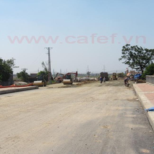 Hà Nội: 243 tỷ đồng xây đường từ Nguyễn Văn Cừ đến khu đô thị Thạch Bàn