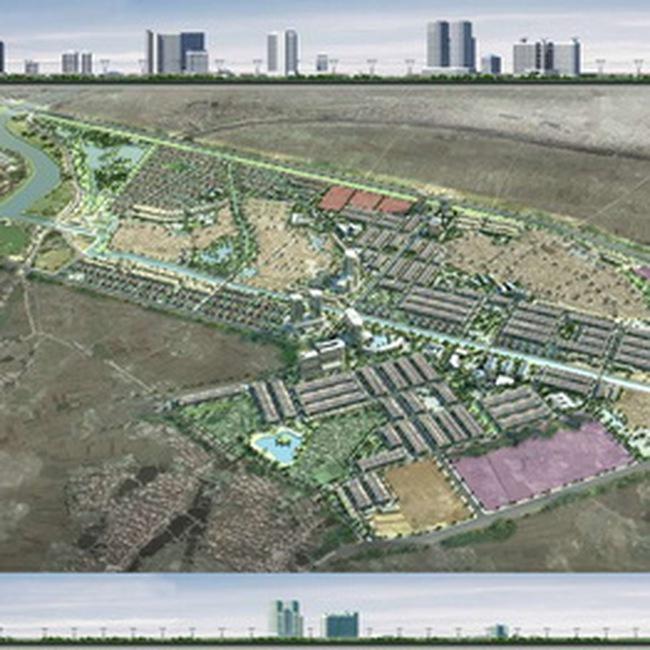 HUD đầu tư Khu đô thị 199 ha tại TP. Bắc Giang