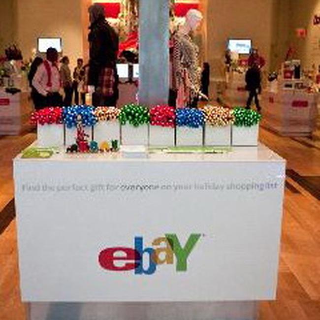 Ngạc nhiên với lợi nhuận của eBay