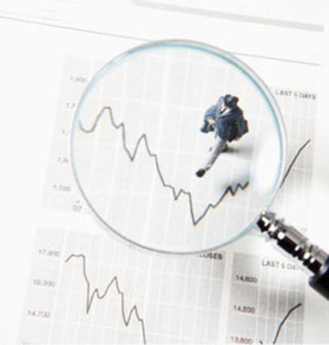 Vn-Index tăng nhẹ 2 điểm, giao dịch giảm mạnh