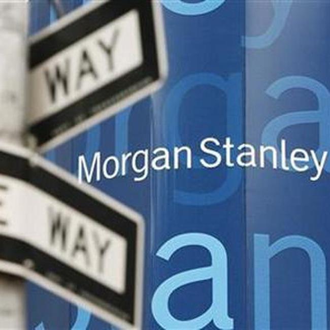 Morgan Stanley bất ngờ công bố lỗ